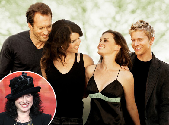 Gilmore Girls, Cast, Amy Sherman-Palladino